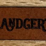 Handgert - Rauðbrúnn