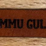 Ömmu gull - Rauðbrúnn